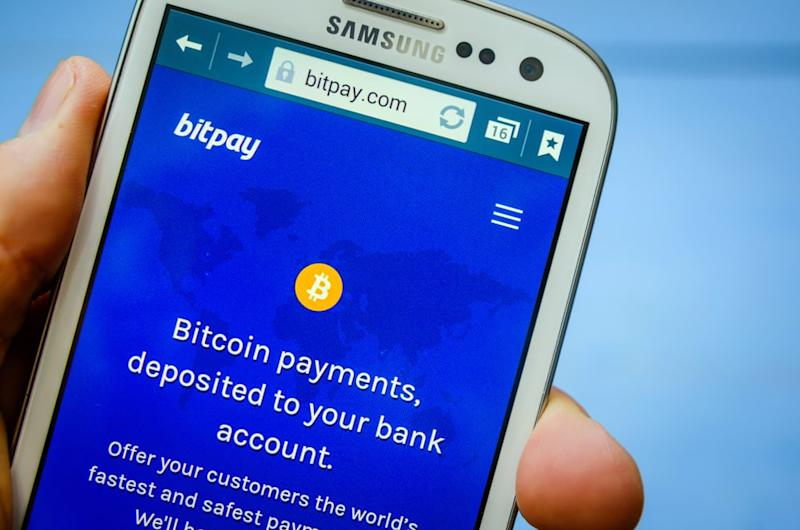 bitpay cryptocurrency bitcoin crypto