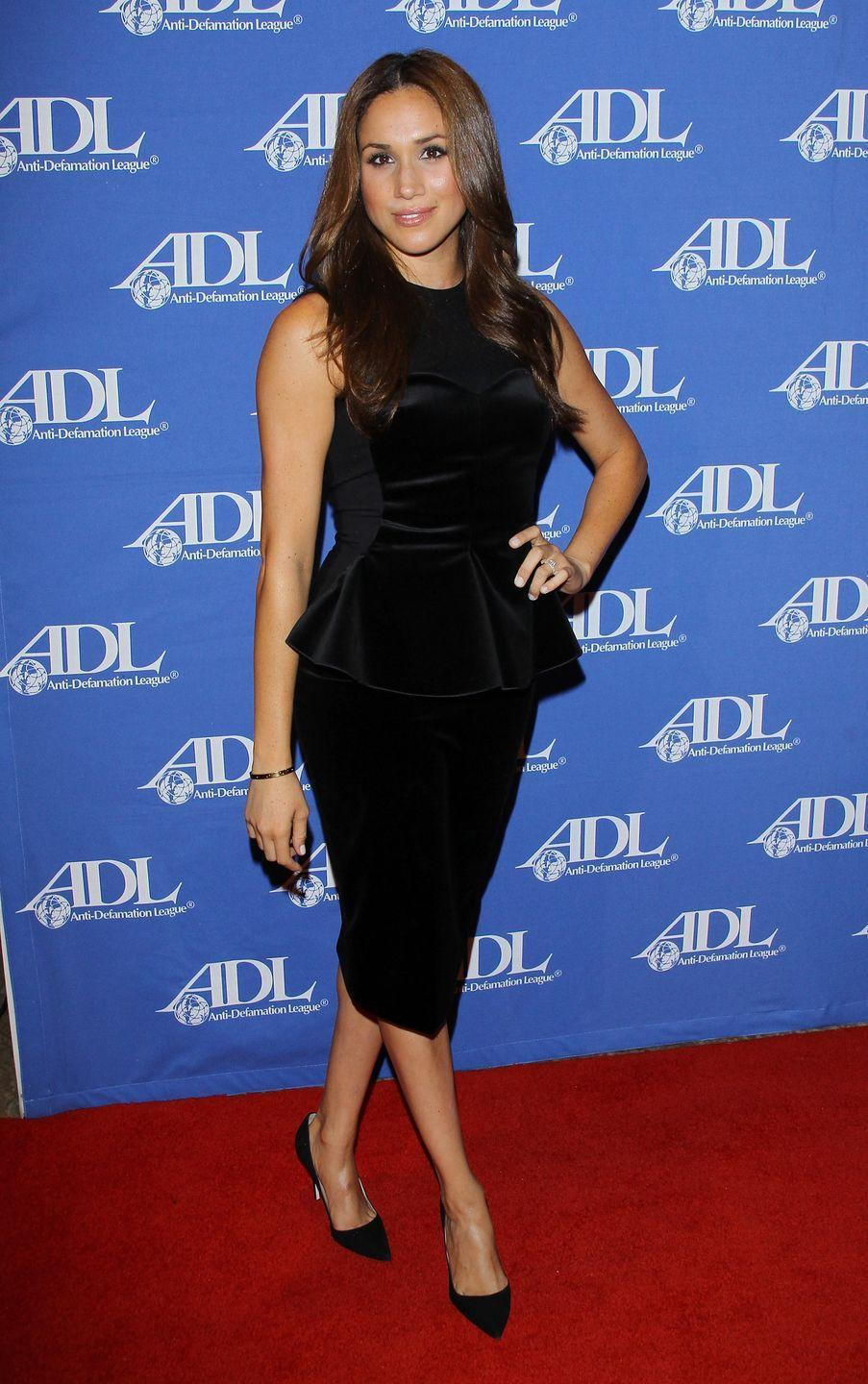 <p>Anti-Defamation League Entertainment Industry Awards dinner, in October 2011</p>