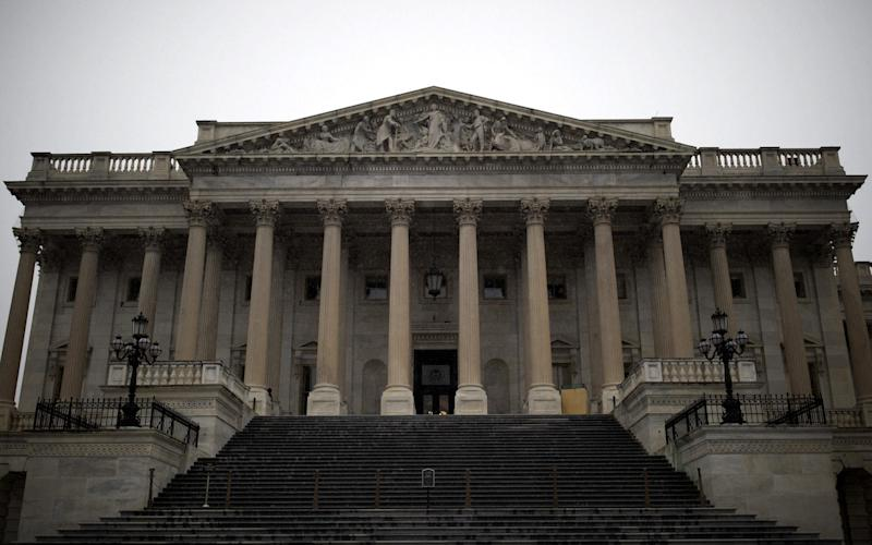 The US House of Representatives - Bloomberg