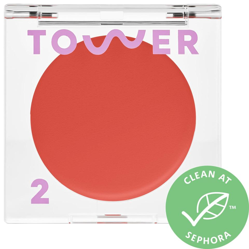 "<p><strong>Tower 28 Beauty</strong></p><p>sephora.com</p><p><strong>$20.00</strong></p><p><a href=""https://go.redirectingat.com?id=74968X1596630&url=https%3A%2F%2Fwww.sephora.com%2Fproduct%2Fbeachplease-tinted-balm-blush-P449342&sref=https%3A%2F%2Fwww.womenshealthmag.com%2Fbeauty%2Fg34978077%2Fbest-blush%2F"" rel=""nofollow noopener"" target=""_blank"" data-ylk=""slk:Shop Now"" class=""link rapid-noclick-resp"">Shop Now</a></p><p>This cream blush is a personal favorite of Loiz. (And me!) ""These cream blushes give you a natural glow with a tint of color,"" she says. They have a super strong, glossy pigment that will look good whether you're swiping it on your lips, cheeks, or eyelids. And yep, these shades complement every skin type. </p>"