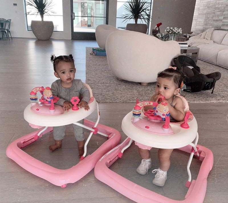 Kylie Jenner Threw The Most Adorable First Birthday Party For Stormi