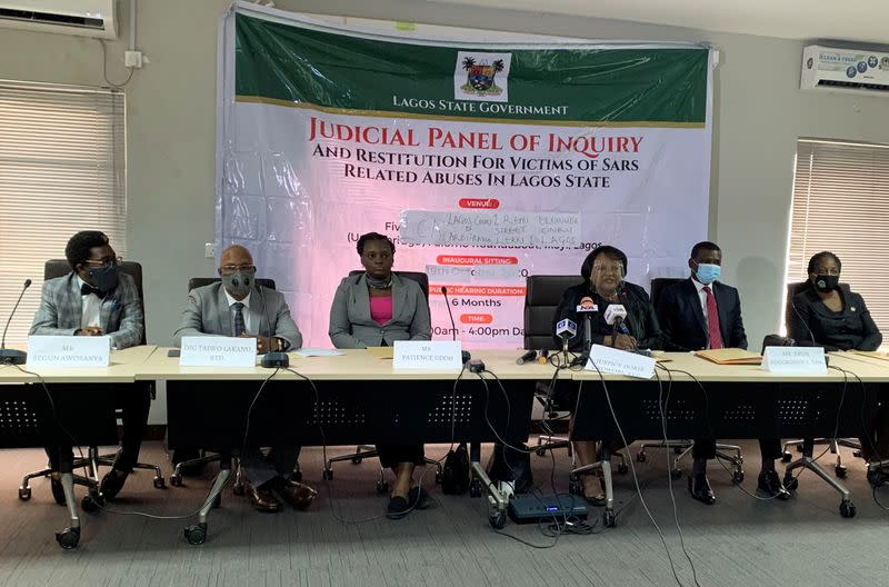 A judicial panel launches in Lagos
