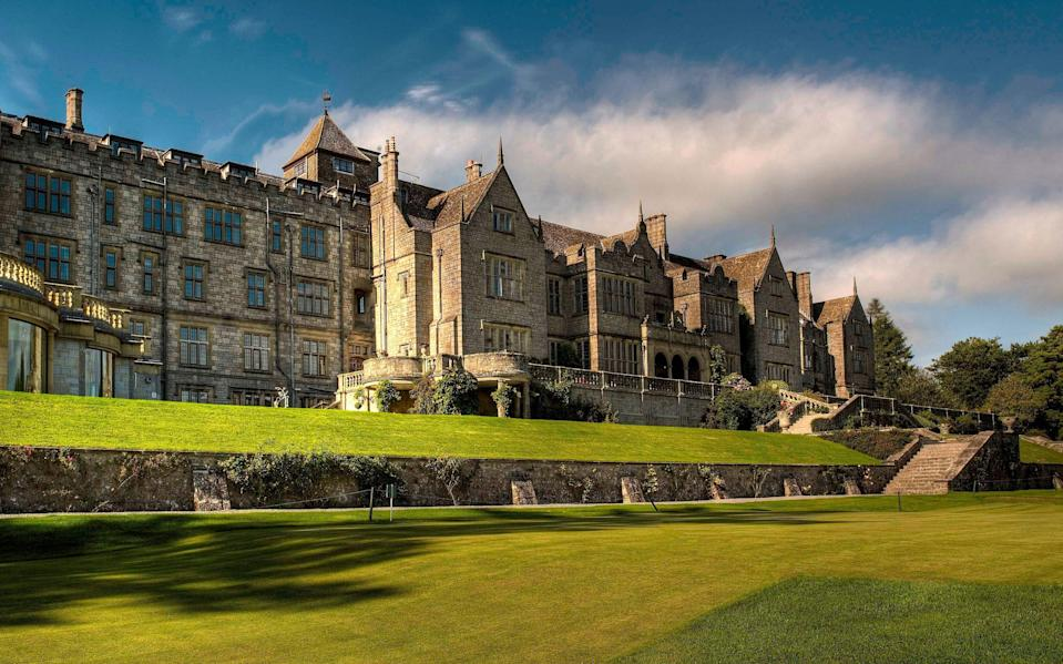 Bovey Castle: For when only a country pile will do