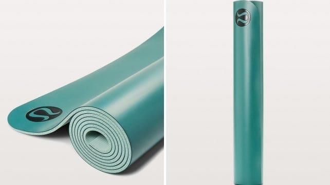 Best health and fitness gifts 2020: Lululemon Reversible Yoga Mat