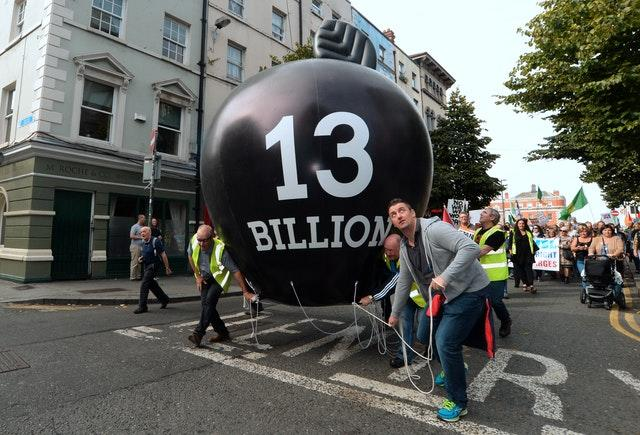 Ireland's open economy is based on low corporate taxation among other incentives to attract multinationals (Caroline Quinn/PA)