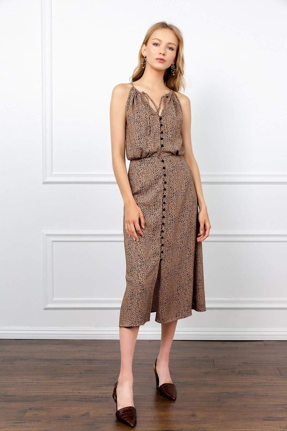 """<br> <br> <strong>J.ING</strong> Charlene Cheetah Midi Dress, $, available at <a href=""""https://go.skimresources.com/?id=30283X879131&url=https%3A%2F%2Fjingus.com%2Fcollections%2Fdresses-for-women-j-ing%2Fproducts%2Fcharlene-cheetah-mini-dress"""" rel=""""nofollow noopener"""" target=""""_blank"""" data-ylk=""""slk:J.ING"""" class=""""link rapid-noclick-resp"""">J.ING</a>"""