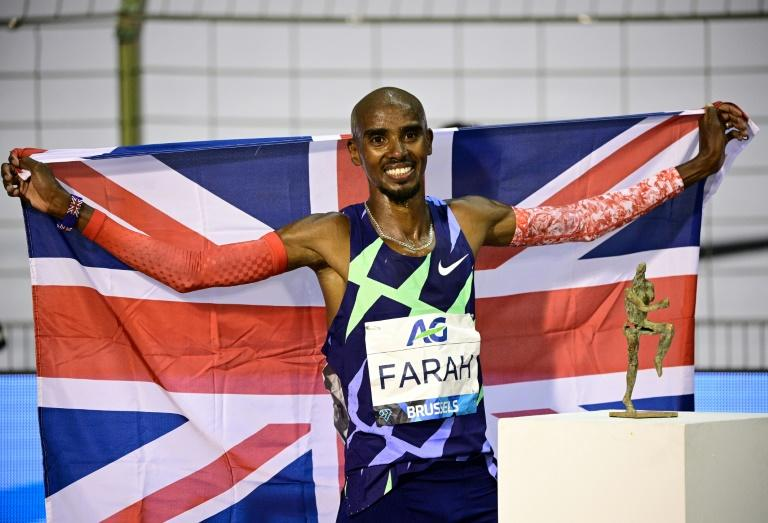Two world records as Farah makes track return, Hassan sizzles