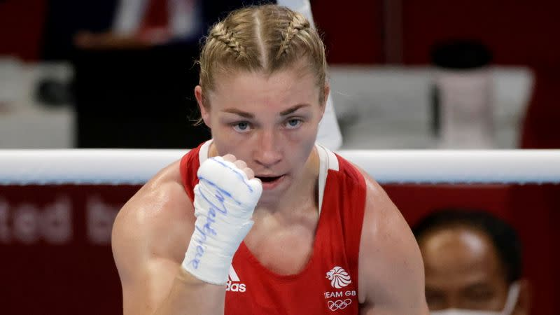 Boxing - Women's Middleweight - Last 16