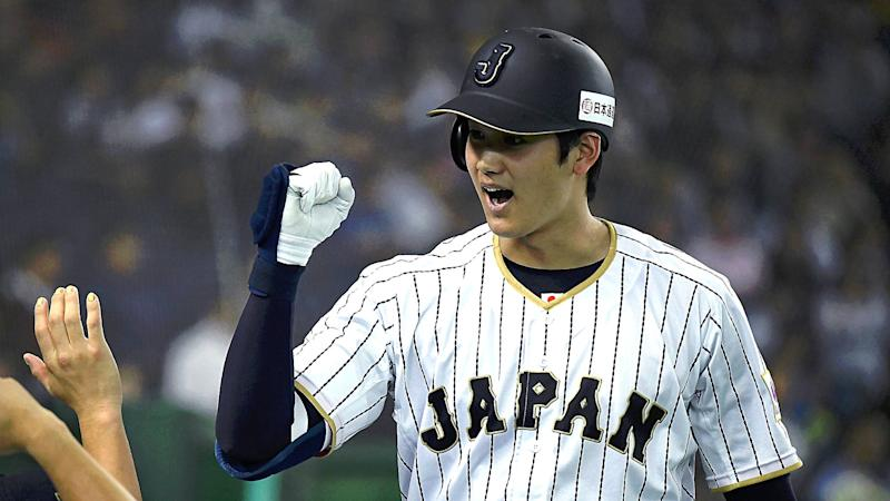 Shohei Ohtani has told some MLB teams he won't be signing with them. Others will get meetings. (AP)