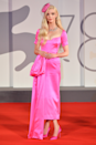 """<p>Anja Taylor-Joy serves major Barbie IRL vibes in this hot pink Dior couture look for the premiere of her upcoming film, <a href=""""https://www.cosmopolitan.com/uk/entertainment/a36629591/anya-taylor-joy-last-night-in-soho-release-date-trailer/"""" rel=""""nofollow noopener"""" target=""""_blank"""" data-ylk=""""slk:Last Night In Soho"""" class=""""link rapid-noclick-resp"""">Last Night In Soho</a>.</p>"""