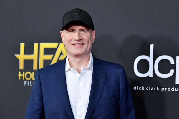 PHOTO: Kevin Feige attends the 23rd Annual Hollywood Film Awards at The Beverly Hilton Hotel, Nov. 3, 2019, in Beverly Hills, California. (Amy Sussman/FilmMagic/Getty Images, FILE)