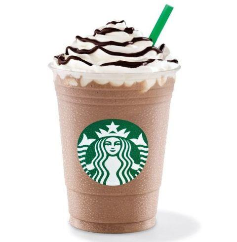 <p>Black forest cake - or floresta negra, as it's known in Brazil - is a holiday staple, and this Frapp is inspired by it, with dark chocolate and cherry flavors.</p>