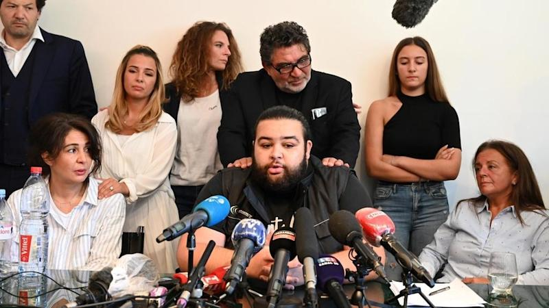 Three French police officers charged with manslaughter over chokehold death
