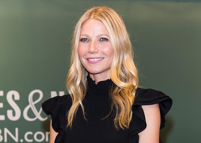 Gwyneth has hit back at the criticism. Photo: Getty Images