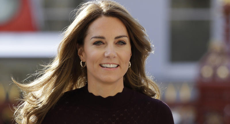 Kate Middleton. (Photo by Kirsty Wigglesworth - WPA Pool/Getty Images)