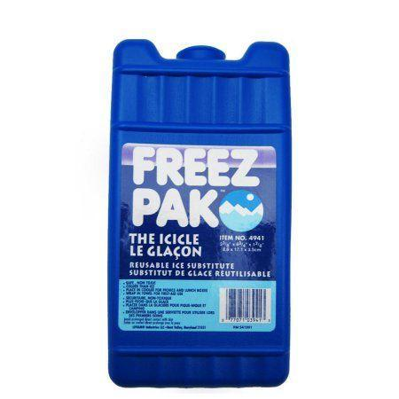 """<p>$8</p><p><a class=""""link rapid-noclick-resp"""" href=""""https://www.walmart.com/ip/Reusable-Ice-Pack-Freezer-Block-Freezable-Therapy-Pain-Ice-Bag-Cooler-Lunch-Box/140447057"""" rel=""""nofollow noopener"""" target=""""_blank"""" data-ylk=""""slk:BUY NOW"""">BUY NOW</a><br></p><p>Despite their long, cold winters, Wyoming shoppers need freezer packs too.</p>"""