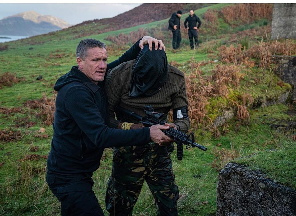 Mark 'Billy' Billingham on SAS: Who Dares Wins