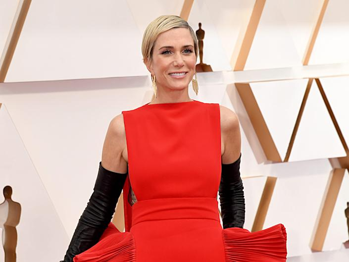 Kristen Wiig shared her difficult journey with IVF.