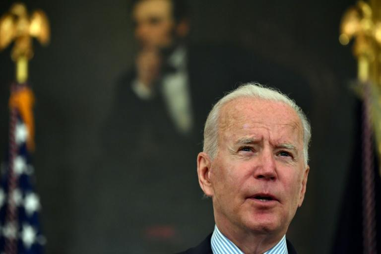 US President Joe Biden wants 70 percent of Americans to have received at least one dose of Covid-19 vaccine by July 4
