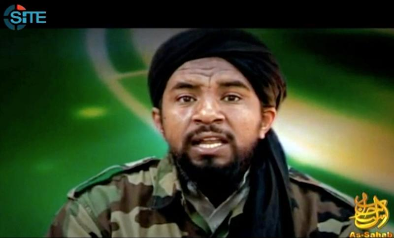 In this undated frame grab from video posted on a militant-leaning Web site, and provided by the SITE Intelligence Group, shows Abu Yahya al-Libi whose death was confirmed by al-Qaida chief Ayman Al-Zawahri in a video posted late Monday, Sept. 10, 2011. Al-Libi who was killed in a U.S. drone strike in northwest Pakistan in June was considered a media-savvy and charismatic leader with religious credentials who rose to prominence in the group after escaping from the U.S. military prison at the Bagram Air Base in Afghanistan in 2005. (AP Photo/SITE Intelligence Group)  NO SALES. THE ASSOCIATED PRESS HAS NO WAY OF INDEPENDENTLY VERIFYING THE CONTENT, LOCATION OR DATE OF THIS VIDEO IMAGE