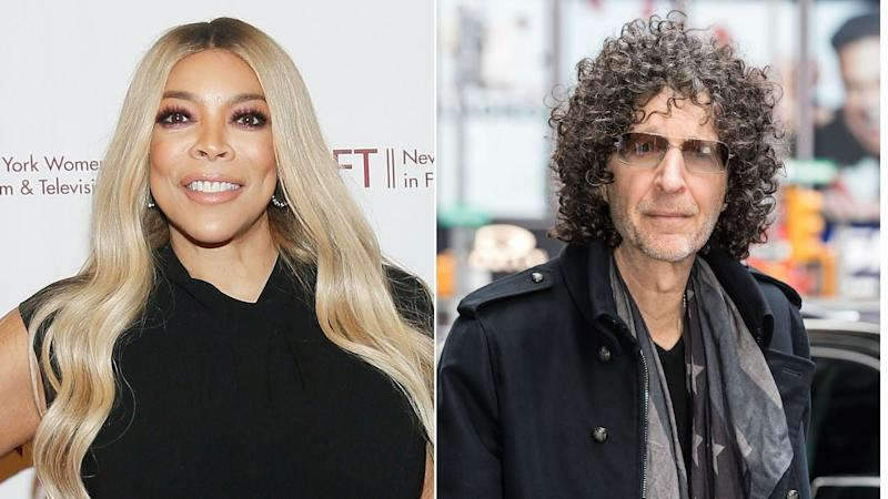 Wendy Williams Fires Back After Howard Stern Diss: 'Stop Hating on Me'
