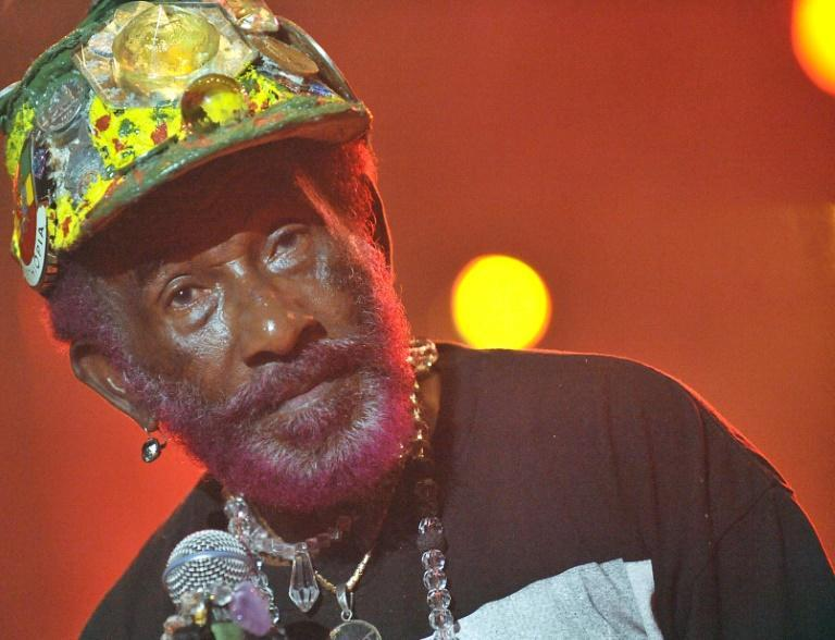 A producer for a wide array of artists including Bob Marley, Lee Perry's mastery traversed time and genre, his impact evident from hip hop to post-punk, from The Beastie Boys to The Clash (AFP/Attila KISBENEDEK)