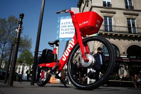 Uber, Bird loses bid for U.S. tariff relief on Chinese-made bikes, scooters
