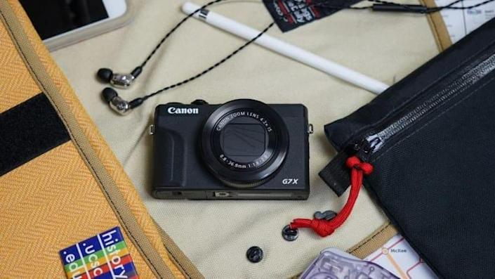 Canon gets you influencer-approved photos in a flash.