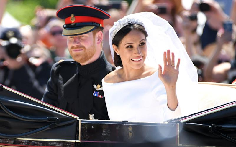 The Duke and Duchess of Sussex could tour the US as early as next year - WireImage