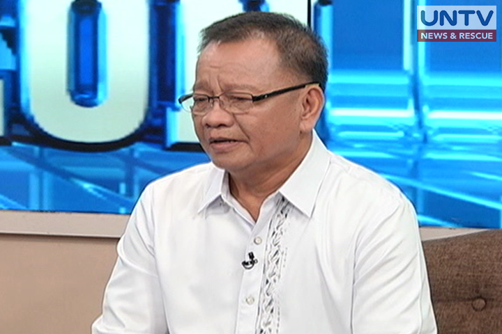 Philippine Drug Enforcement Agency (PDEA) Director Isidro Lapeña on Get it Straight with Daniel Razon