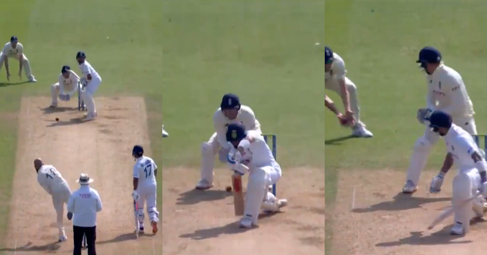 Watch: Virat Kohli Edges Moeen Ali To Slip; India Continue To Stumble At The Oval