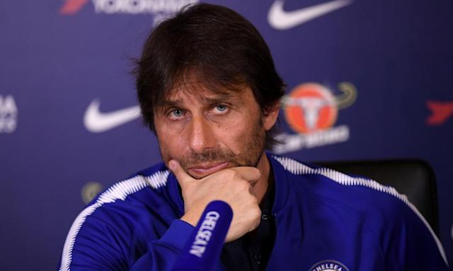 It is harder to manage Chelsea than Burnley, claims Antonio Conte