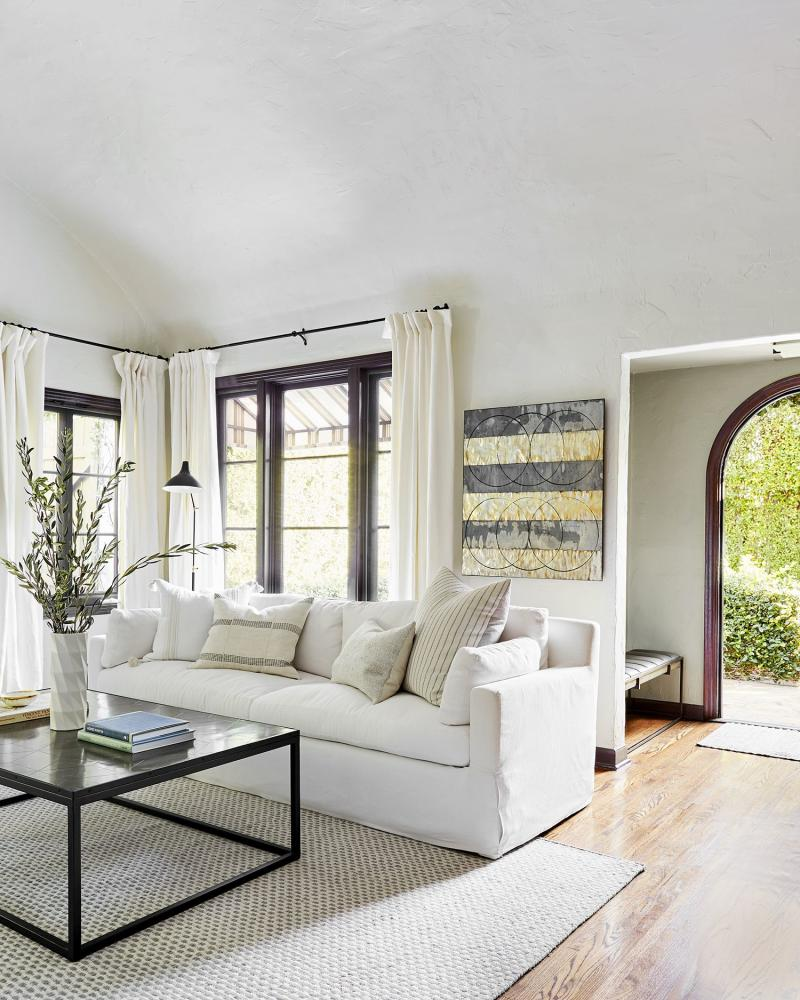 A Clic 1920s Spanish Style Bungalow Gets 120k Makeover