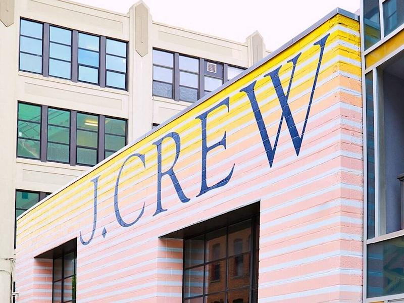 J. Crew hires former Victoria's Secret boss as chief executive officer