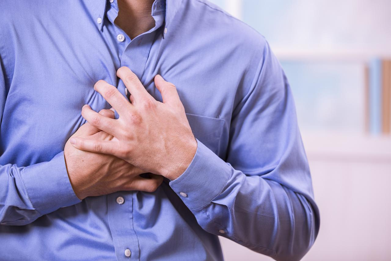 Risk of heart attack and stroke higher days after a bout of flu or pneumonia