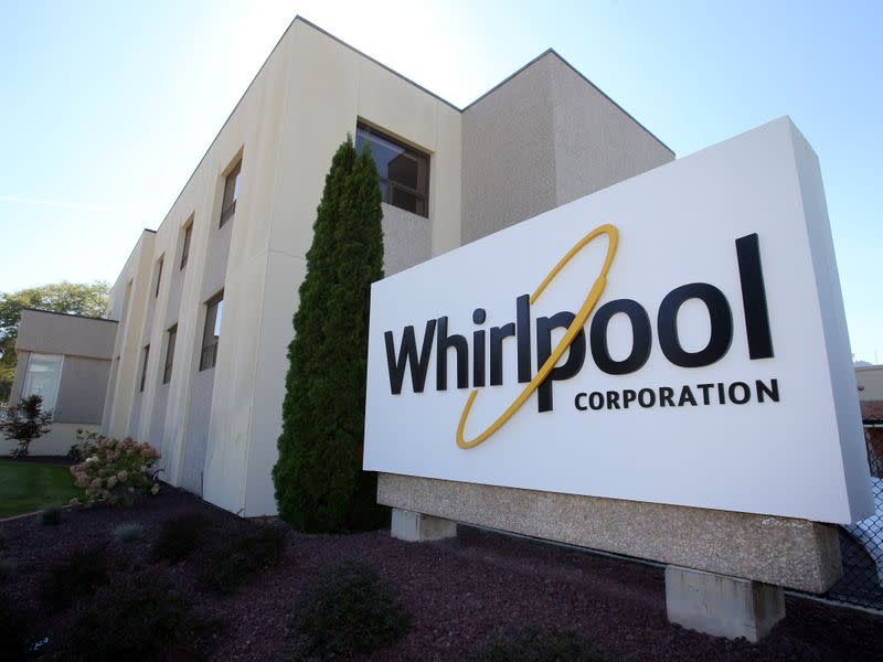 UK regulator orders recall of fire-risk Whirlpool washing machines
