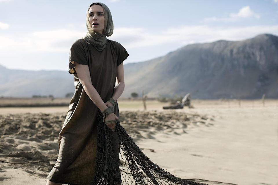 Rooney Mara plays Mary Magdalene in this biblical biopic (Universal)