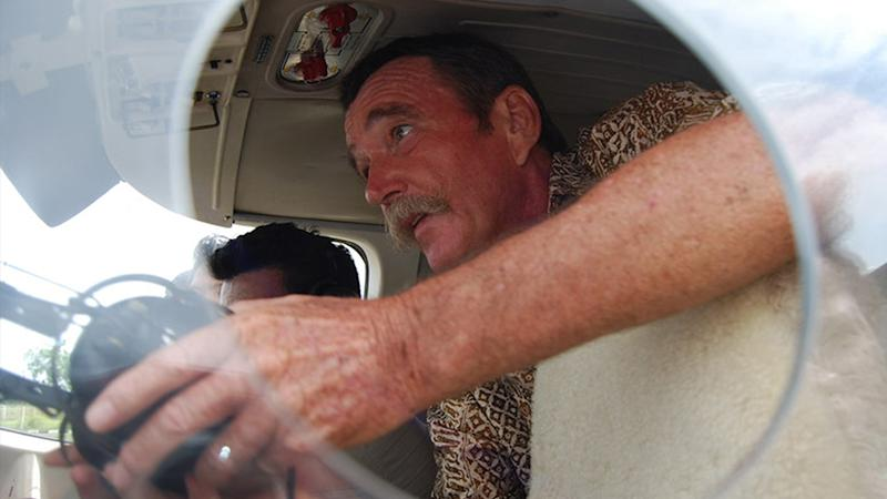 A 2009 photo of William Scott-Bloxam who has been identified as one of the two men killed in a plane crash in far north Queensland.