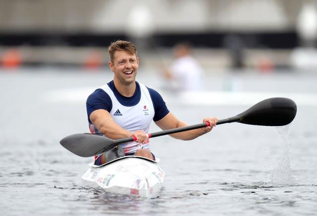 Great Britain's Robert Oliver is set to return to work as an aerospace engineer