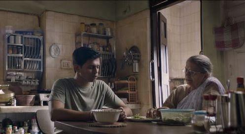 """<div class=""""paragraphs""""><p>A still from the 'The Disciple' trailer</p></div>"""
