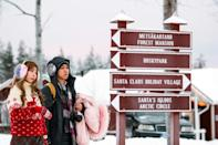 Tourism to Lapland in northern Finland had reached record levels before the start of the pandemic