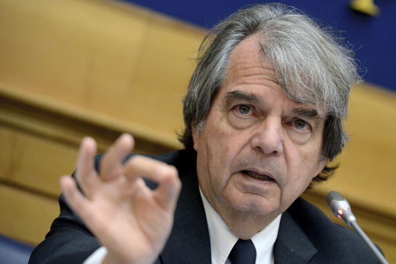 Renato Brunetta (Photo by Simona Granati/Corbis via Getty Images)