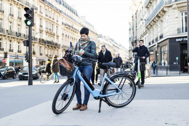 La région Ile-de-France promet 100.000 places de parking vélos d'ici 2030