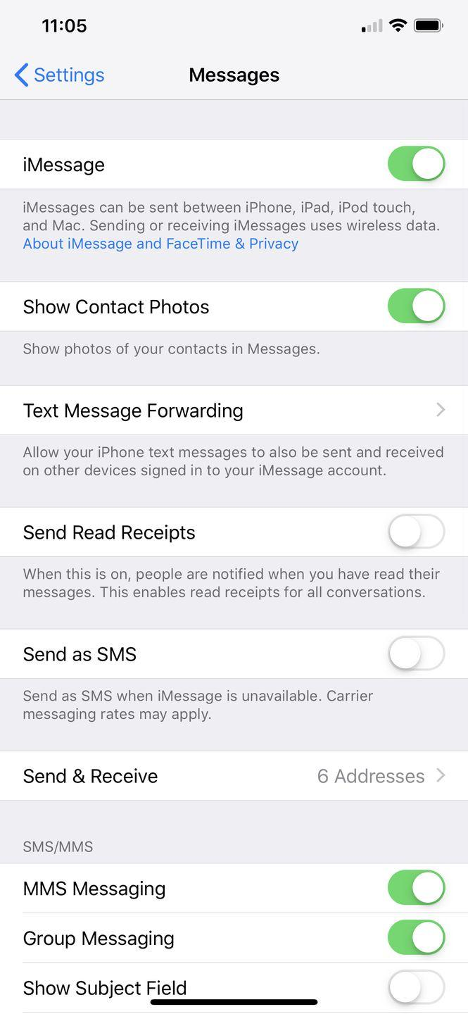 Green Texts Not Delivered Here S What S Wrong With Your Imessage