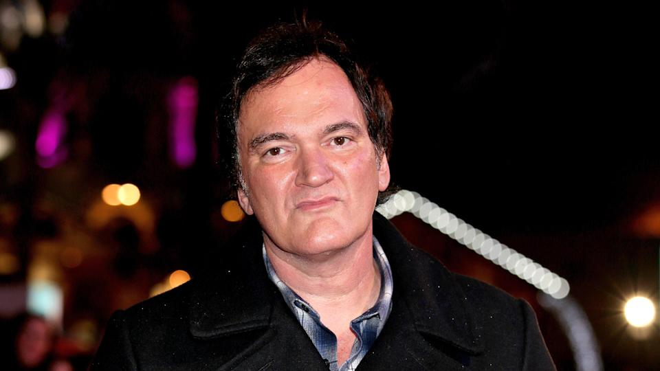 Quentin Tarantino's defence against accusations of misconduct on his movies is weak (PA)