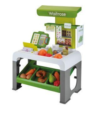 """Your kids can play """"shops"""" at their very own Waitrose supermarket.<br />Price: £45.00"""
