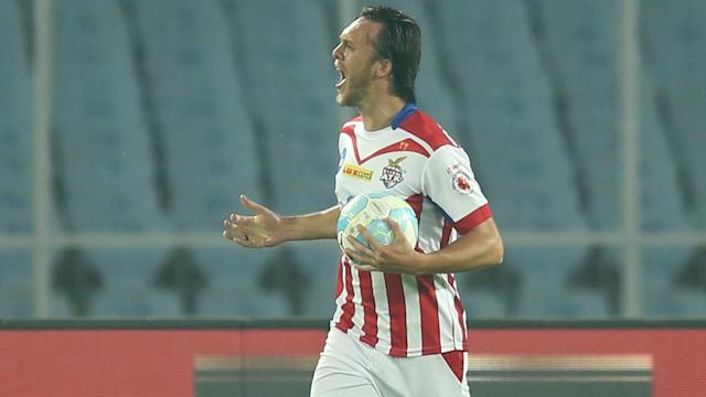 Berbatov's volley not enough as ATK hold Blasters...