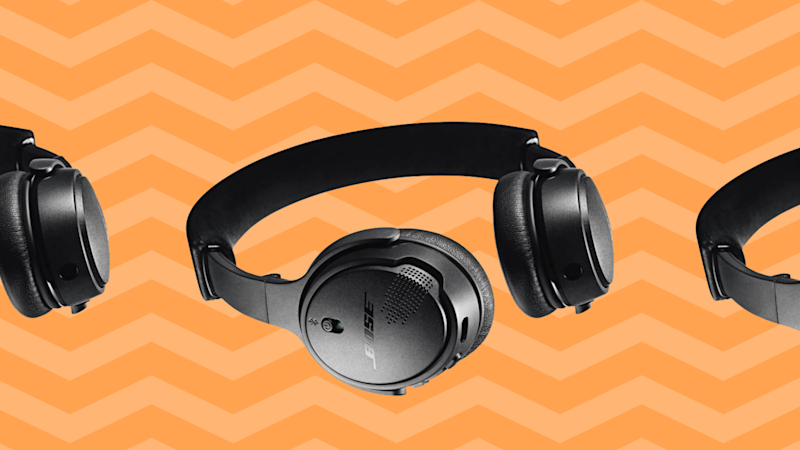Don't miss the chance to get fancy-schmancy Bose headphones for nearly 40 percent off. (Photo: Bose)