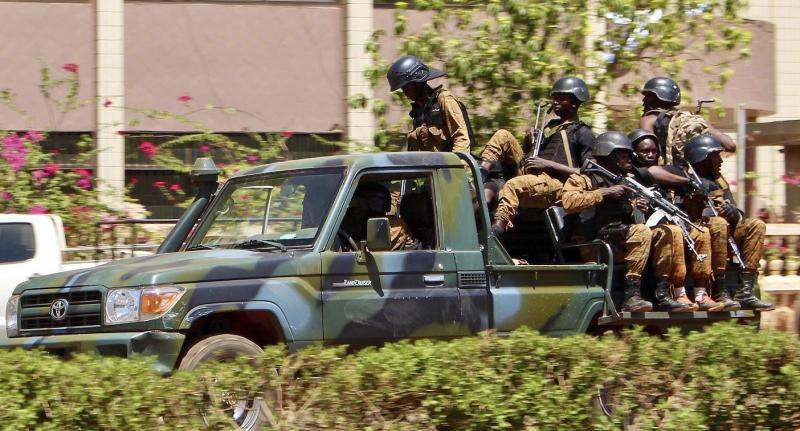 Abducted Canadian man in Burkina Faso killed