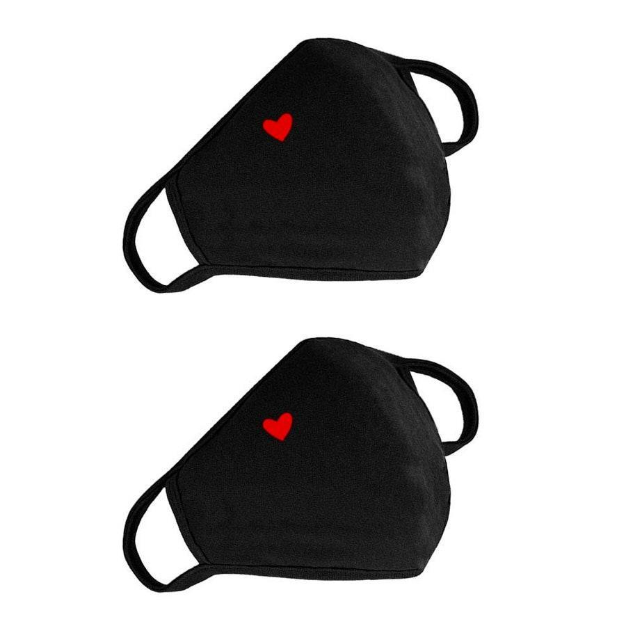 """<p><strong>Star rating:</strong> 4.3 out of 5</p> <p><strong>Key selling points:</strong> Stretchy, soft cotton fabric, breathable, comfortable, and complete with red heart detailing.</p> <p><strong>What customers say:</strong> """"These masks are well-designed and very well-made, using layers of high-quality cotton fabric. Because there's a little stretch, one size fit both me (small face) and my husband (big face) comfortably and effectively. Cotton is breathable, unlike polyester and nylon, so you don't get sweaty and miserable underneath. Cotton is also recommended by health experts because it gives the most protection other than medical grade masks. This mask has a little red heart printed on it. For me this is a way of showing concern for others, a kind of counterweight to the gun waving that's happening in some areas."""" —<a href=""""https://amzn.to/3egiK8p"""" rel=""""nofollow noopener"""" target=""""_blank"""" data-ylk=""""slk:K"""" class=""""link rapid-noclick-resp""""><em>K</em></a></p> $13, Amazon. <a href=""""https://www.amazon.com/Fashion-Cute-Heart-Face-Protection/dp/B085BM92CD/ref=cm_cr_srp_d_product_top"""" rel=""""nofollow noopener"""" target=""""_blank"""" data-ylk=""""slk:Get it now!"""" class=""""link rapid-noclick-resp"""">Get it now!</a>"""